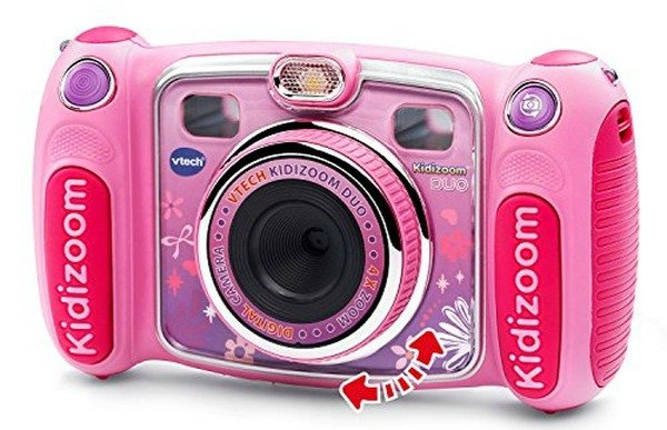 vtech kidizoom duo camera pink online exclusive