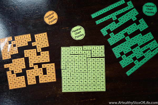 number puzzles 120