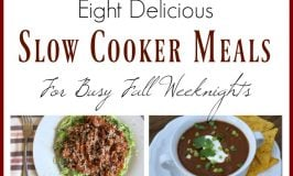 Favorite slow cooker recipes for fall
