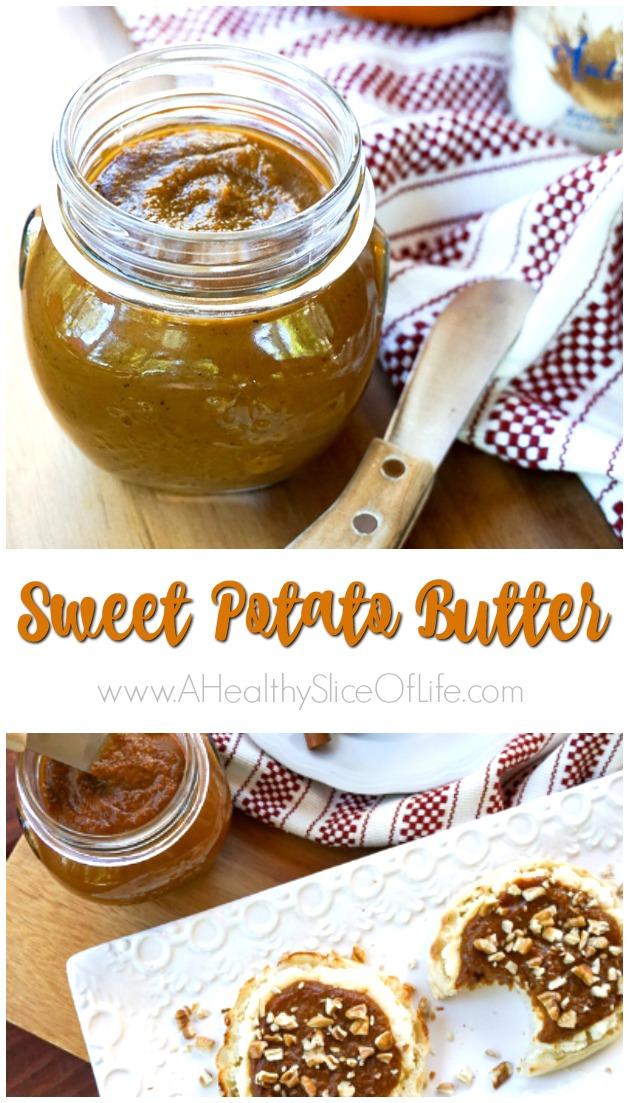 sweet potato butter recipe