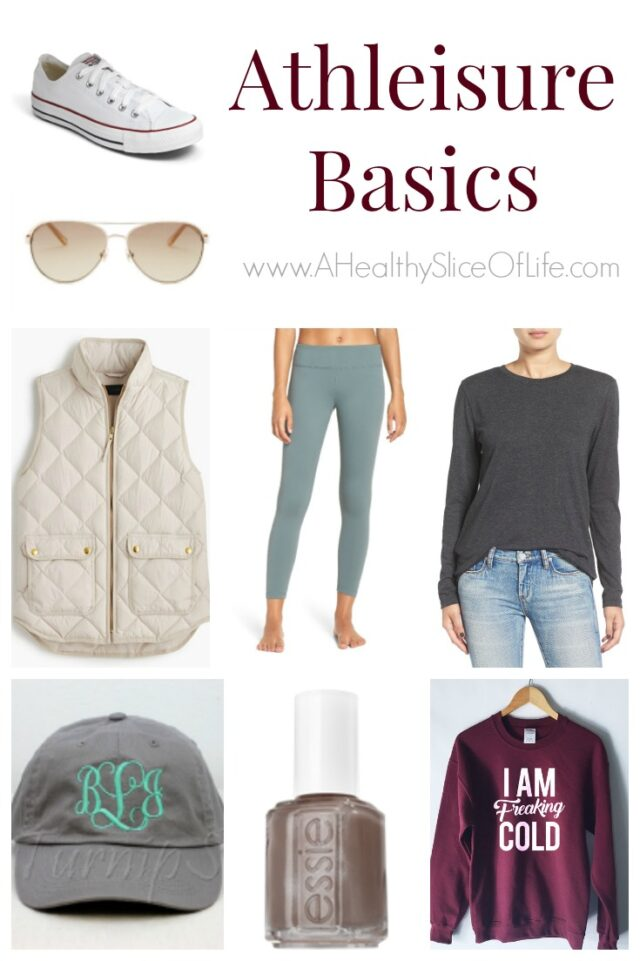 Athleisure basics
