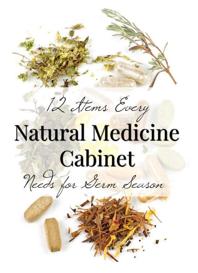 natural-medicine-cabinet-basics
