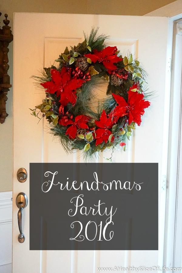 Friendsmas gathering