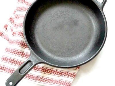 cast iron care basics