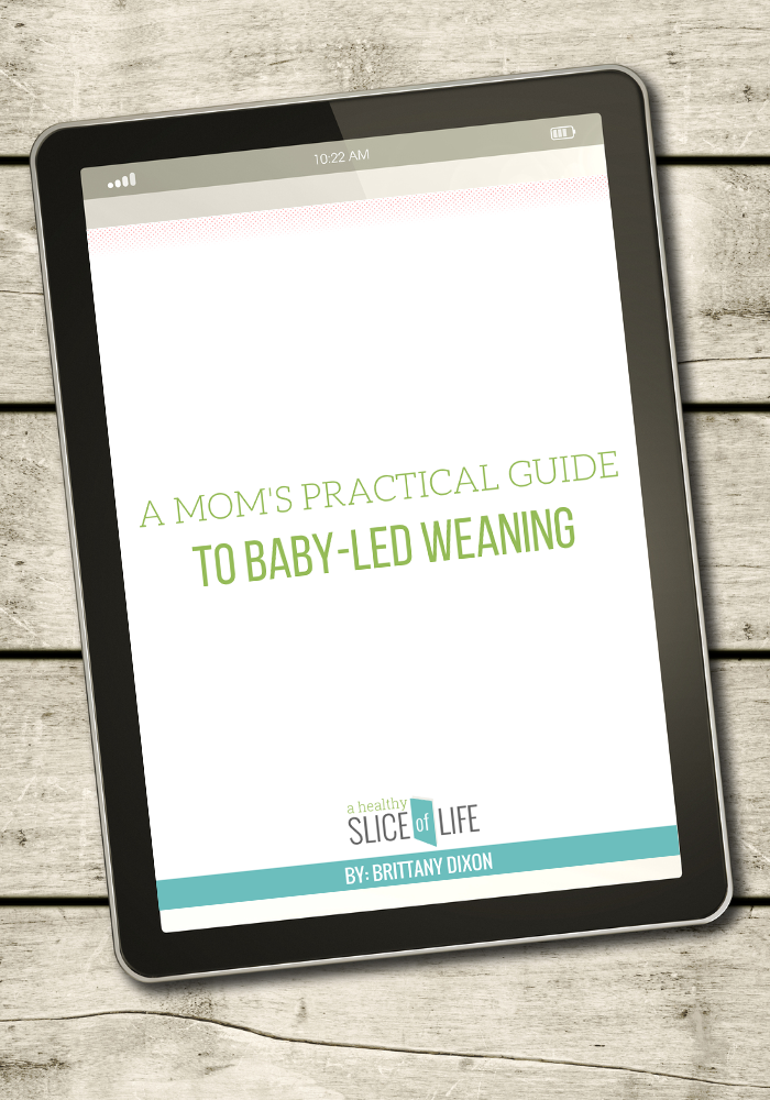 A Mom's Practical Guide to Baby-Led Weaning e-book - Pinterest