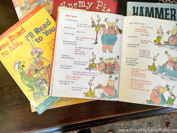 early reading books