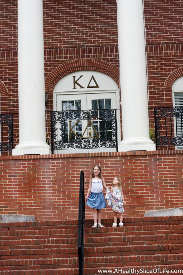 UGA Kappa Delta House