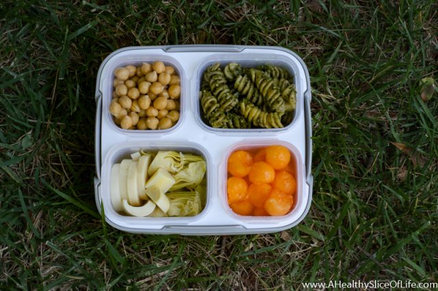 rubbermaid balance meal kit lunch