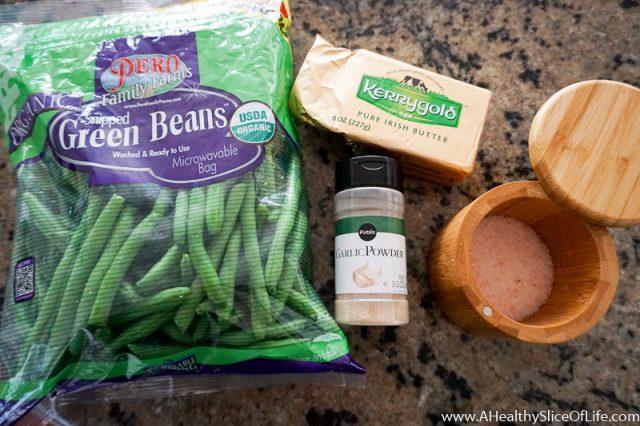 easy green bean ingredients