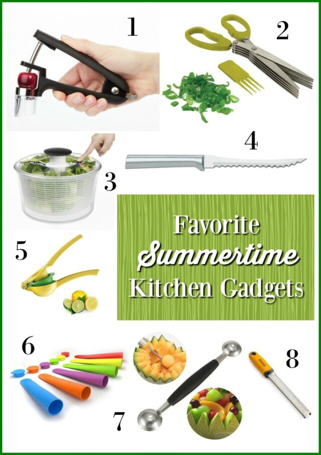summertime kitchen gadgets