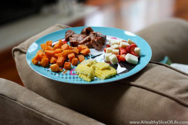 simple preschool dinner