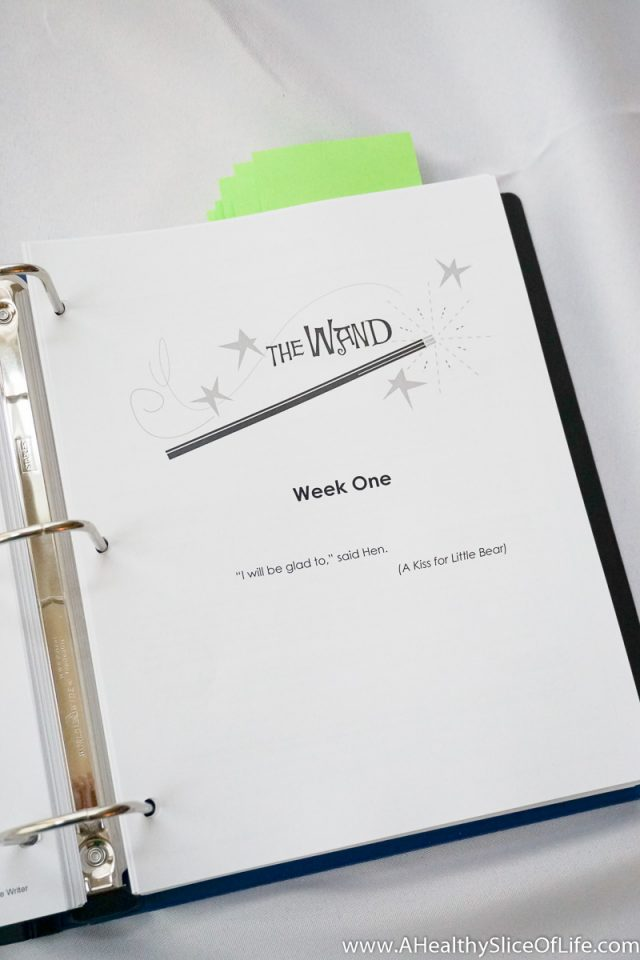 the wand by brave writer