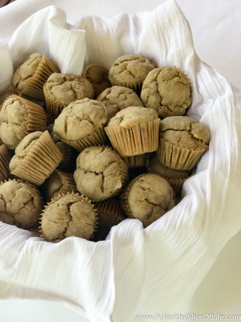 Toddler-Approved Banana Mini Muffins From Kelly McNelis