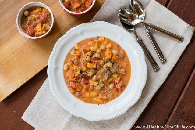 0 spice vegetable soup recipe