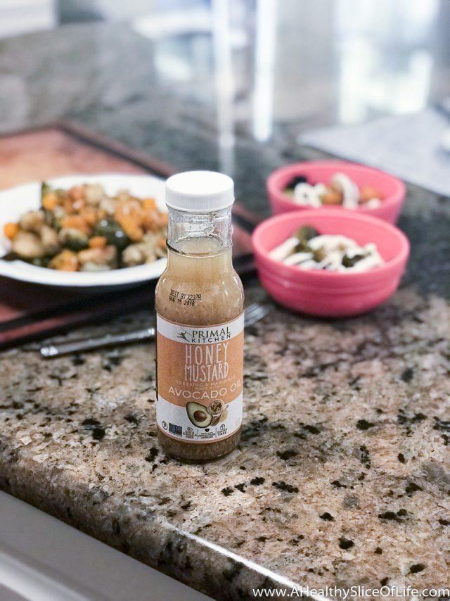 Primal Kitchen Honey Mustard