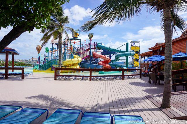 aruba vacation de palm island