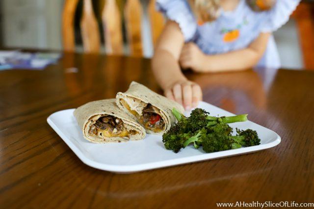 vegetarian kid meal