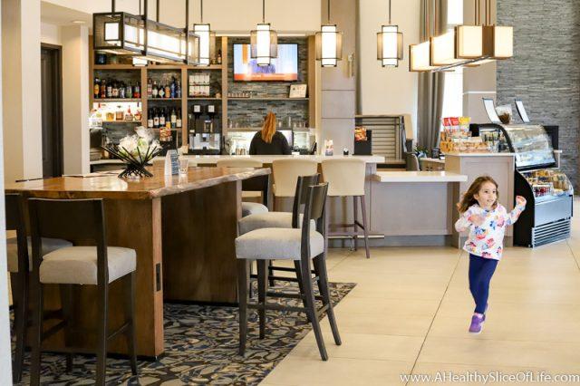 hyatt lobby asheville