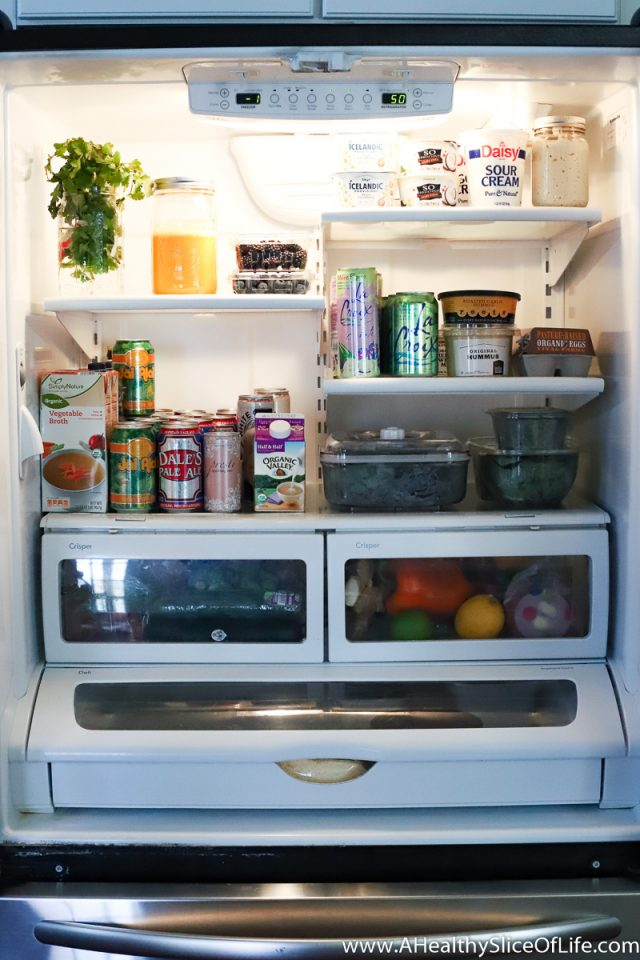 Outstanding How I Organize My Refrigerator A Healthy Slice Of Life Home Interior And Landscaping Transignezvosmurscom