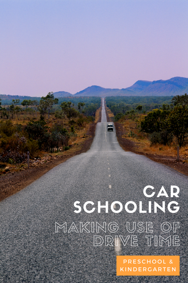 CarSchooling: Teaching Your Kids and Making the Most of Drive Time