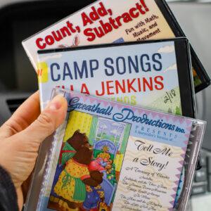 preschool and kindergarten CD favorites