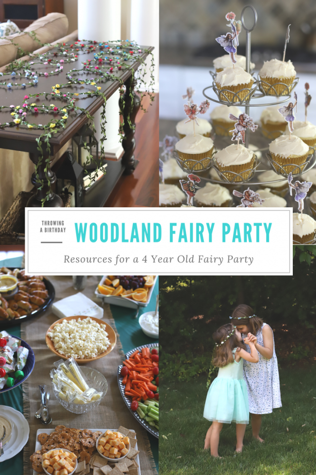 Pictures and Resources for a Woodland Fairy Party