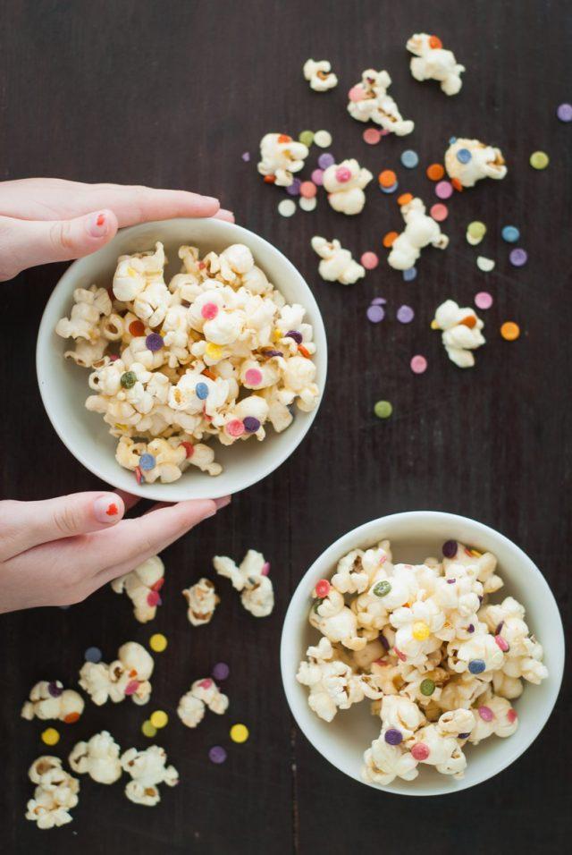 Honey Sprinkle Kettle Corn