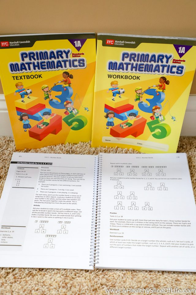Homeschooling First Grade Our Curriculum And Plans For The Year A