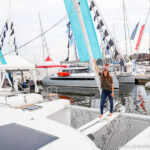 Weekend in Annapolis at the 2018 US Sailboat Show