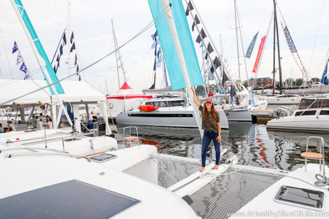 Annapolis Boat Show 2018