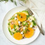 SumoCitrus Avocado Orange Salad