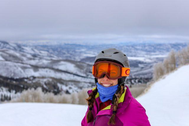 deer valley family ski trip