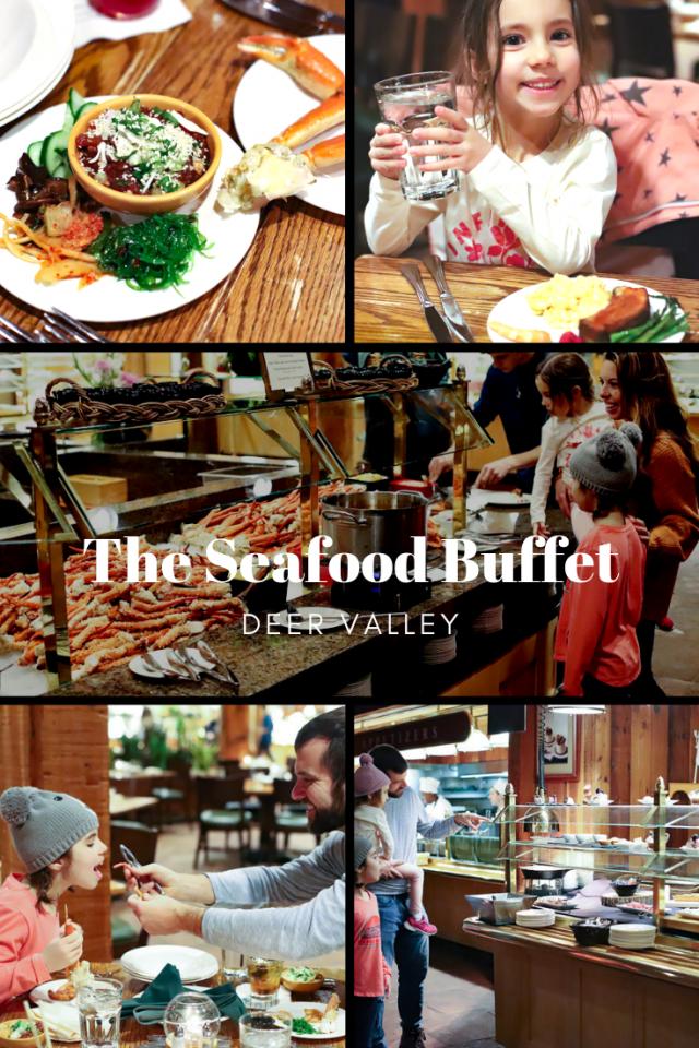 deer valley seafood buffet