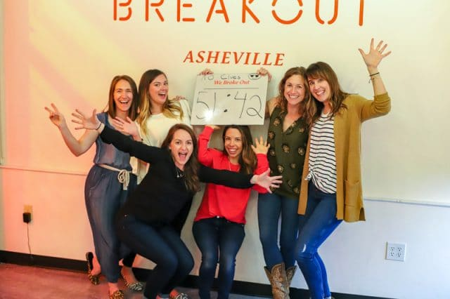 Breakout Asheville