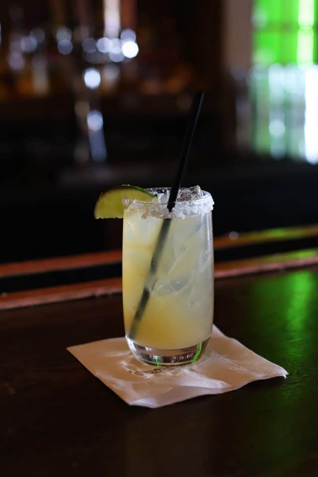 The Omni Grove Park Inn Margarita