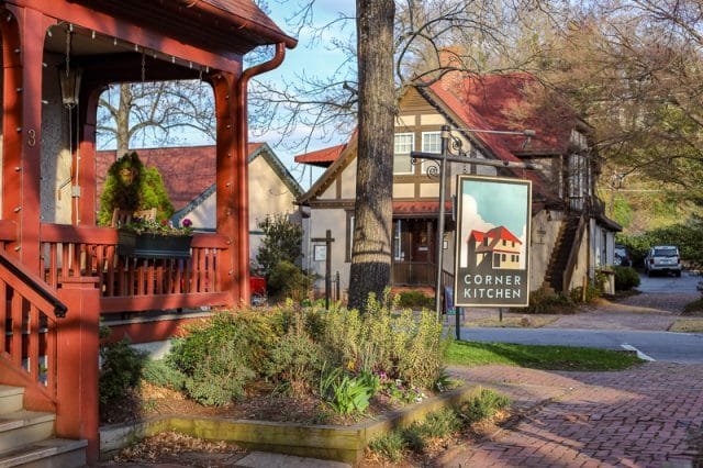 The Corner Kitchen Asheville