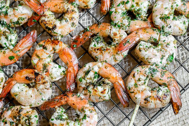 simple shrimp marinade