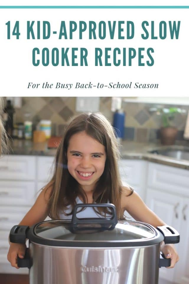 slow cooker recipes for kids