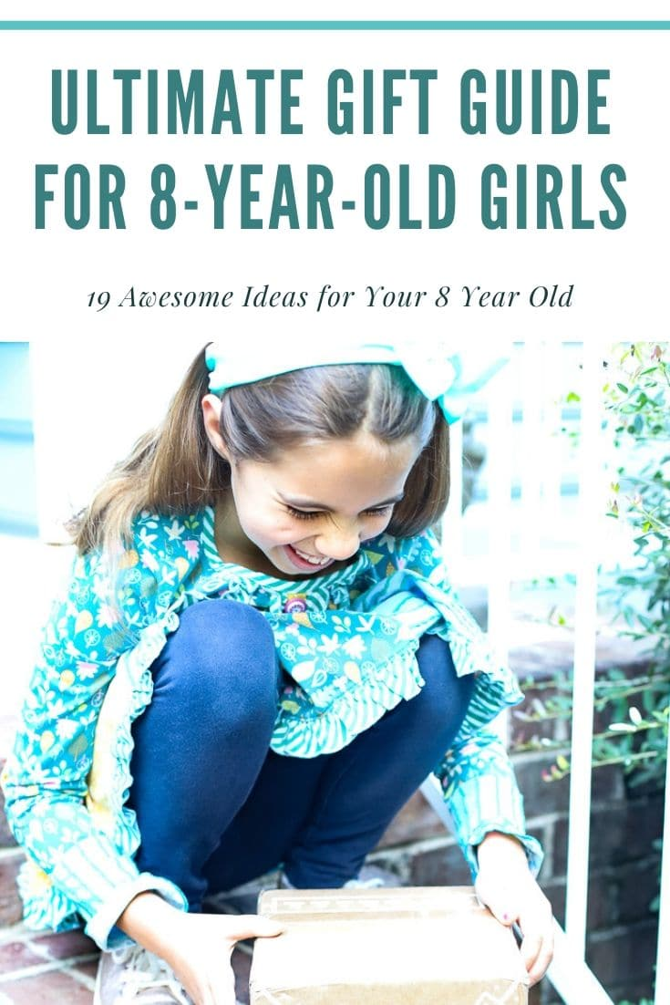 gift guide 8 year old girls