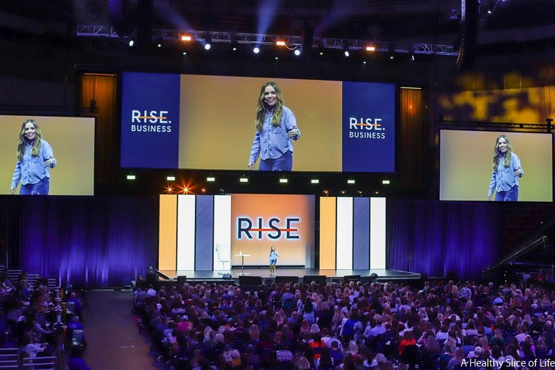 Rachel Hollis RISE Business