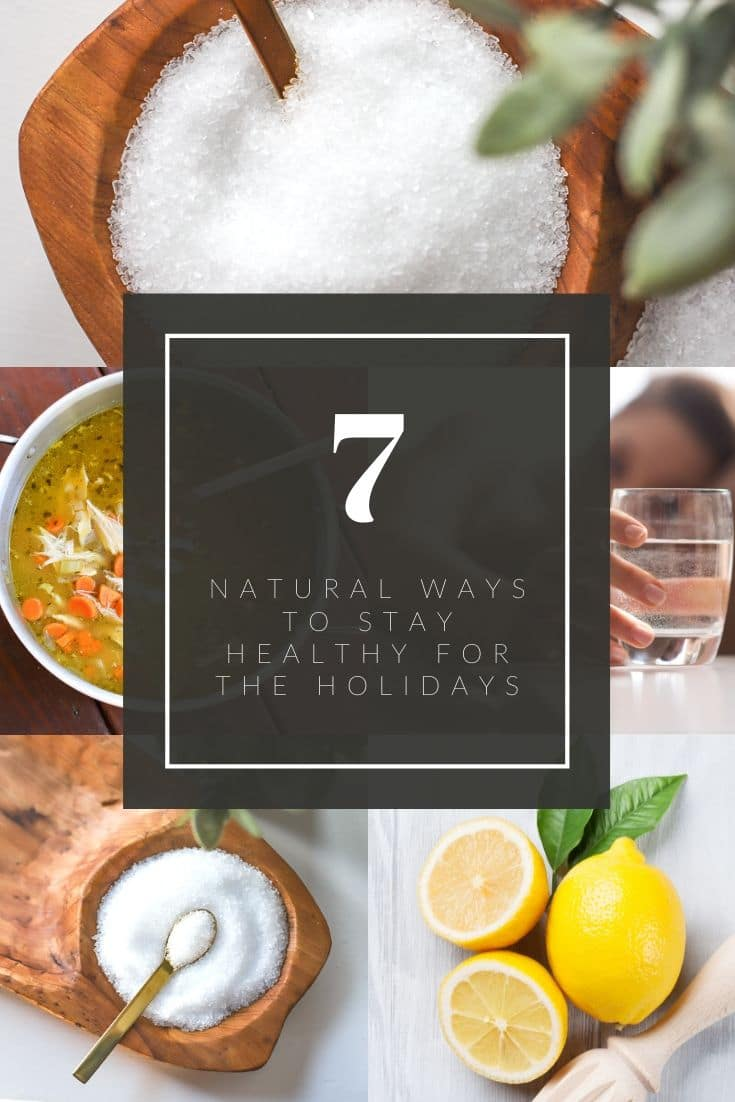 7 ways to stay healthy