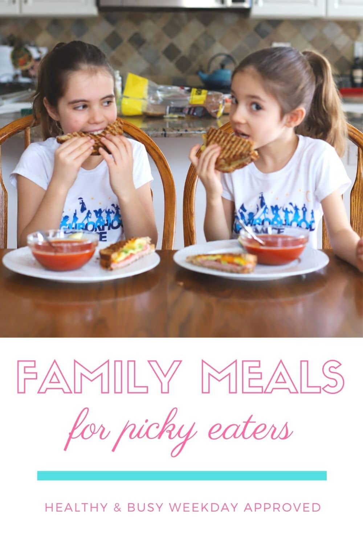 family dinner ideas for picky eaters