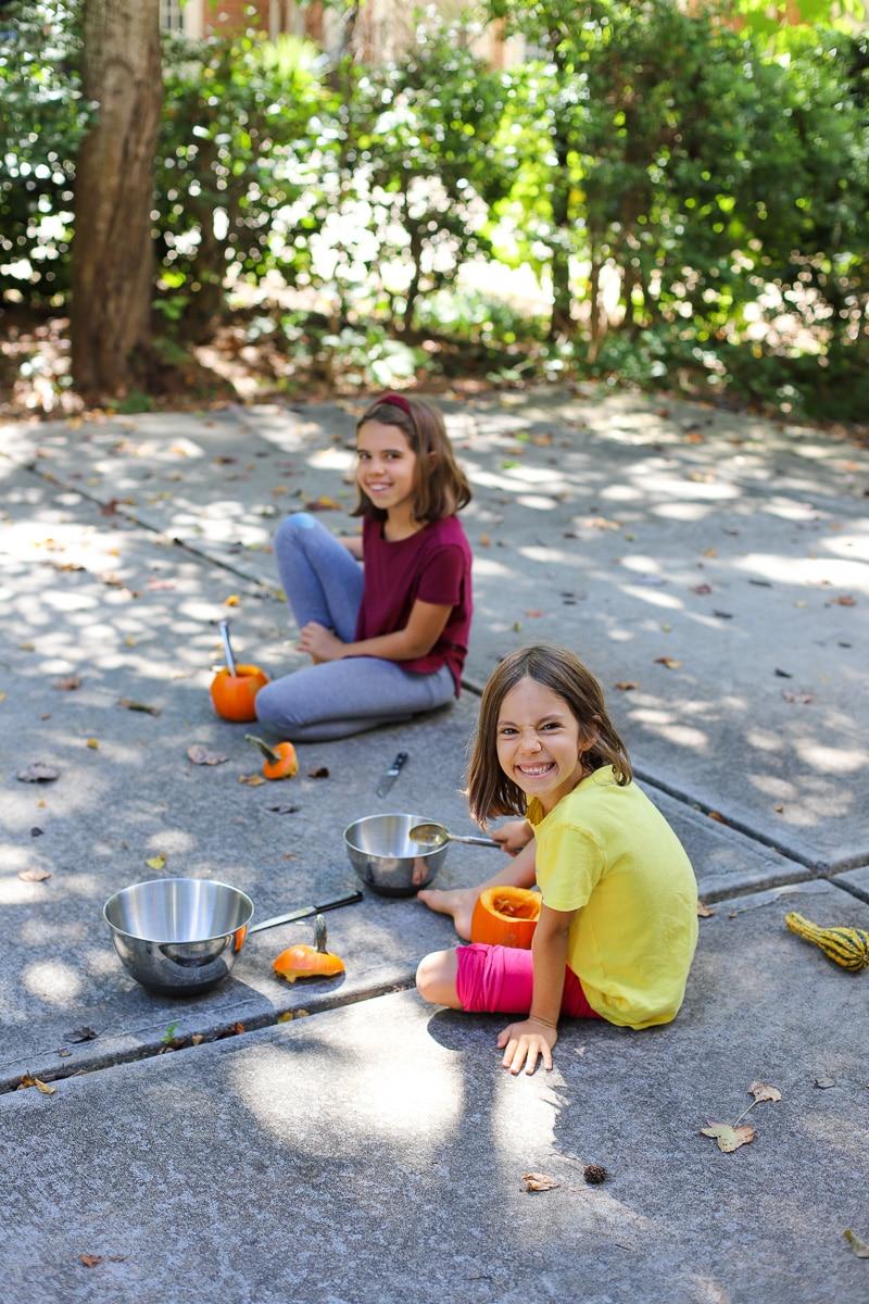 pumpkin potion experiment
