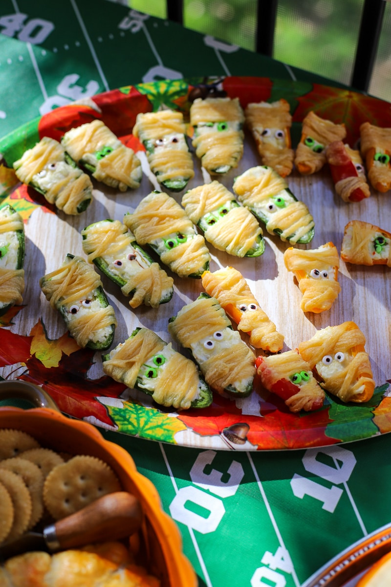 pepper mummy snacks