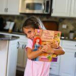 Disney Princess cookbook review