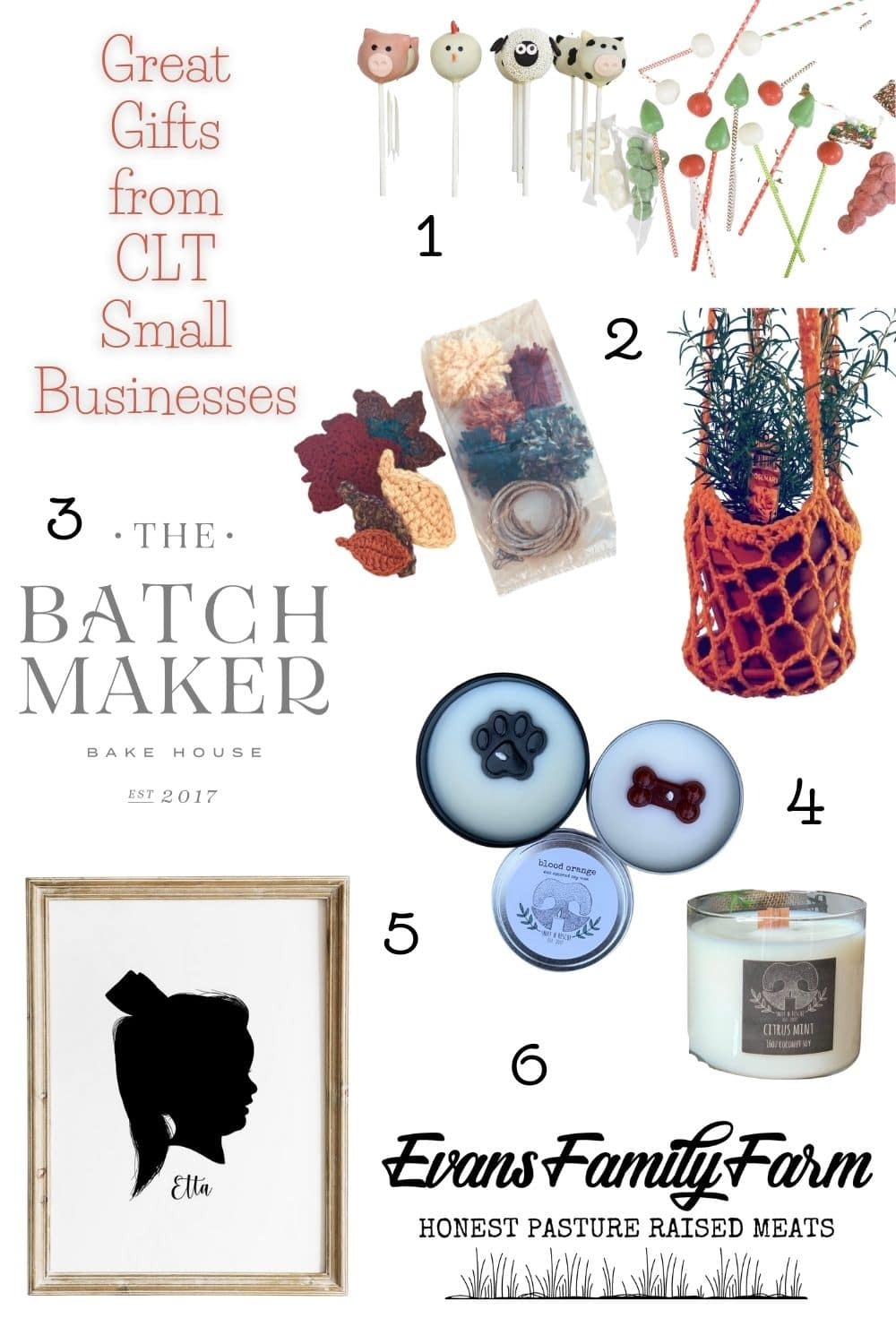 charlotte small business gifts