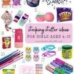 stocking stuffer ideas for girls ages 6 to 10