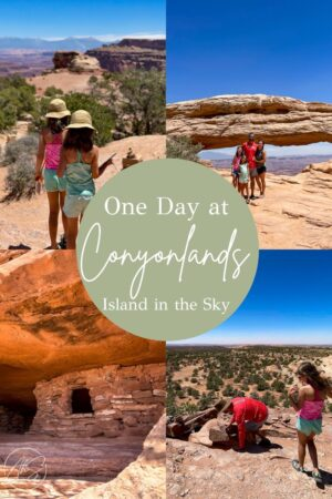 one day at canyonlands